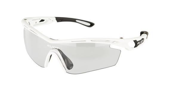 Rudy Project Tralyx SX Cykelbriller Damer hvid/gennemsigtig